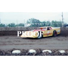 1 GLENN BRADLEY LATE MODEL CAR PHOTO 5-20-89 8 X 10